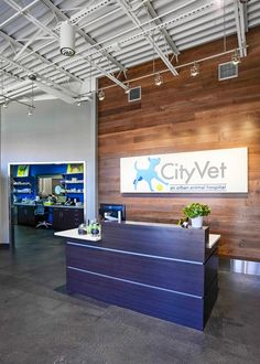 2016 Veterinary Economics Hospital Design People's Choice Award winner: Eden Veterinary Clinic