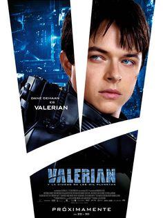 Cinelodeon.com: Valerian y la ciudad de los planetas. Luc Besson