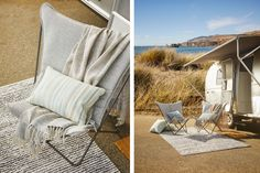 Whether you're looking for home decor to redecorate your home or for decor for your RV or trailer to take on your next big road trip, Pottery Barn and Airstream's new collection will be your go-to.