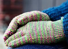 Ginger + wasabi gloves : First Fall 2013