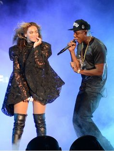 Beyonce  Jayz 'On The Run' Tour at the Sun Life Stadium in Miami, FL June 25th, 2014