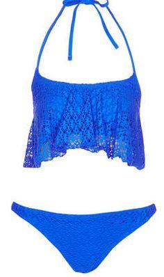 Blue diamond crochet shelf bikini  http://rstyle.me/n/gkzhrnyg6
