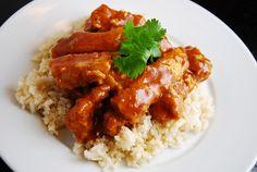 Baked General Tso's Chicken Recipe – 5 Points   - LaaLoosh