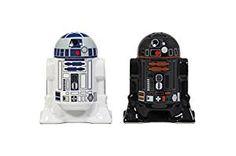 Star Wars Droids - Salz- und Pfefferstreuer Gewürzspender | Geschenkidee für Star Wars Fans | #starwars