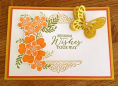 The Firefly Studio: Sending Wishes your way…..SU Morning Meadow, Petite Petals and Flower shop