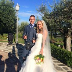 18th June 2015, Villa San Crispolto….simple words that have so much meaning for Kirsty and Steven, a day to remember forever…