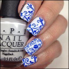 coloresdecarol #nail #nails #nailart