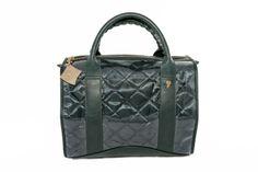 Crystal Bag - All Green www.federicalunello.com #federicalunello #bags #accessories #handamade #madeinitaly