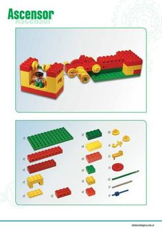 Lego Duplo-auto taller-Cars-azul-bloque de creación-motivo piedra