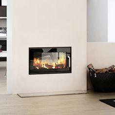 Rais 2:1 Insats från Spismiljö Gas Fires, Fireplaces, Room Ideas, Living Room, Face, Design, Home Decor, Trendy Tree, Fireplace Set
