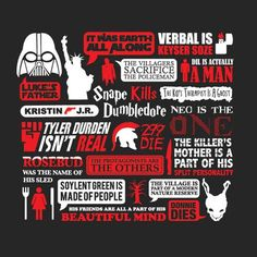 Spoiler Alert T-shirt! - this ruined HP for Mike. kind of funny moment to hear someone get the spoiler from this shirt. Spoiler Alert, Olly Moss, Game Of Thrones, Movie Spoiler, Tyler Durden, How To Show Love, Rose Buds, Make Me Smile, Cool T Shirts