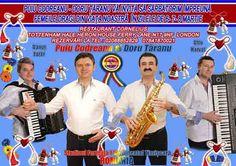 Concert Puiu Codreanu, Doru Taranu si formatia din Romania