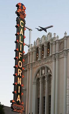 California Theatre
