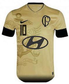 Camisa do Corinthians 2012  uniforme 9ef183d500df6