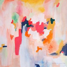 Brynn Giclee Abstract Fine Art Print from by ParimaCreativeStudio, $24.00