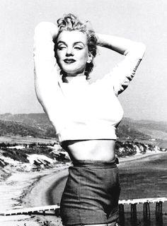 Marilyn Monroe Photographed by J.R. Eyerman 1950/