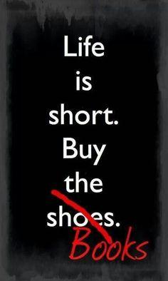 Buy the books.