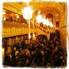 """Opening Night"" @ The Benedum Center for the Performing Arts"