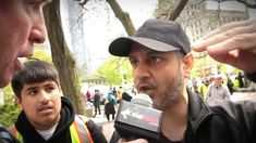 Toronto Muslim man argues for execution of gays, says it's Sharia law and it's coming to Canada Conservative News Today Information Board, Muslim Men, Sharia Law, American Freedom, Justin Trudeau, Left Wing, Conservative News, Journalism, Social Platform
