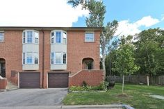 4 Bedroom #Townhouse for #Sale in #ScarbTO near Kingston and Bellamy.