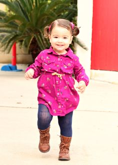 Kid Style   Floral