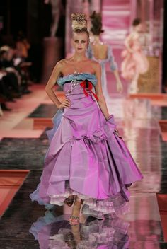 Christian Lacroix Haute Couture S/S 2005