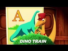 "LE DINO TRAIN - Chanson ""L'alphabet des dinosaures"" - YouTube Le Dino Train, Alphabet, Disney Characters, Fictional Characters, Anime, Cartoons, Childhood, Education, Kids Songs"