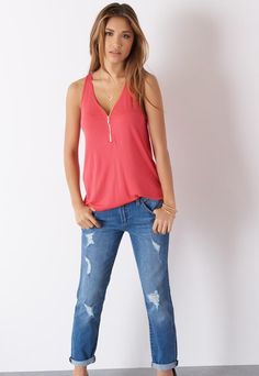 Henley Tanks in every color