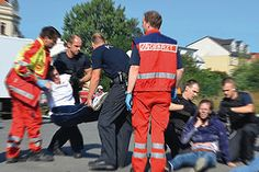 Gewalt gegen Einsatzkräfte - ein Blickwinkel   Der heiße Wai   Blog und andere Notfälle