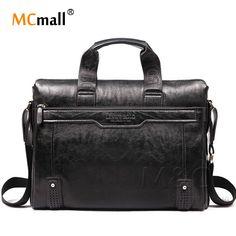 2016 Baru Tas Kulit Asli Untuk Tas Pria Tas Pria Tas Bahu Tas kantor kulit laptop briefcase SD-175