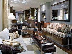 Top 12 Living Rooms by Candice Olson : Rooms : HGTV