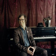 The incredible Ben Folds.