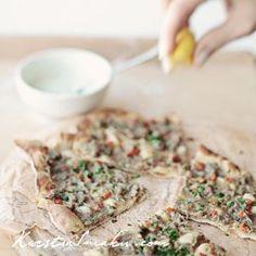 Lahmacun - cieniutka pizza turecka