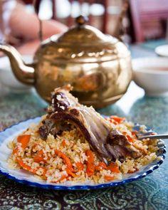Life on Nanchang Lu: Ten Must Try Uyghur Foods