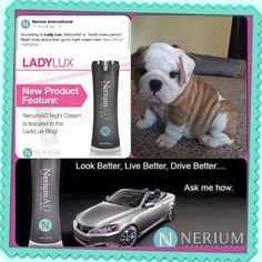 Nerium in the magazine