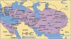 41 Awesome Persian Empire Map images | Historical maps, Persian ...