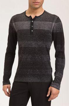John Varvatos Reverse Lightweight Sweater