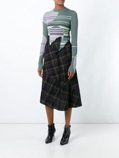 Anregung für .... Maison Margiela Kleid mit Mustermix