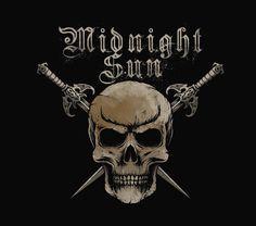 Midnight Sun #MidnightSun #logo #bandlogo #music #metal