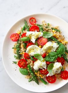 A bright, beautiful and nutritious salad that will brighten up your midweek meals. This would be a wonderful addition to a Christmas menu too.