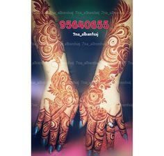 من أجمل نقوشآت الحناء The most beautiful henna designs Arabic Bridal Mehndi Designs, Rose Mehndi Designs, Khafif Mehndi Design, Latest Henna Designs, Back Hand Mehndi Designs, Mehndi Designs For Girls, Stylish Mehndi Designs, Mehndi Designs For Fingers, Beautiful Henna Designs