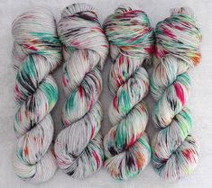 Stitch Mischief - Hand dyed yarn, project bags and all the colors! Hand Dyed Yarn, All The Colors, Sock, Merino Wool, Charcoal, Lime, Teal, Stitch, Orange