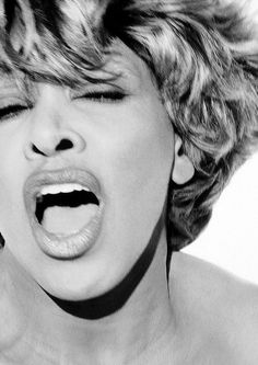 Tina Turner. Photography: Herb Ritts