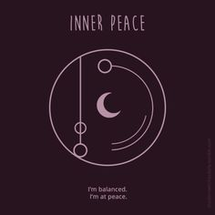 modern witch SIGIL ~ INNER PEACEHere is a sigil I did for the Artbook~ Its a sigil to achieve inner peace and tranquility. Enjoy and use it as you want Just dont repost! Witch Symbols, Magic Symbols, Symbols And Meanings, Druid Symbols, Glyphs Symbols, Witchcraft Symbols, Peace Symbols, Celtic Mythology, Bild Tattoos