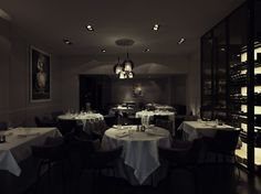 Nuance in Duffel - Sterrenrestaurant - Chef Thierry Theys !