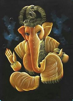 Ganesha!!!!!!!!! Every obstacle....be GONE!