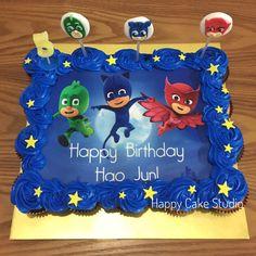 Risultati immagini per pj masks cake