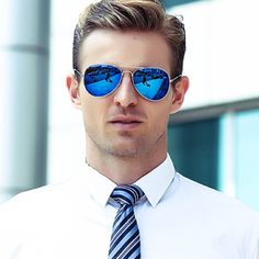 Cheap Sunglasses, Buy Directly from China New Men Sunglasses Mirror Summer Style Fashion Glasses Vintage Sexy Sun Glasses Hot Sale Driving Classic Aviation Big Sunglasses, Mirrored Sunglasses, Steampunk Goggles, New Man, Aviation, Style Fashion, Free Shipping, Confidence Level, Fun Gadgets