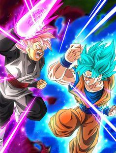 Goku Vs Black Goku, Sword Art Online, Dragon Ball Z, Manga Anime, Goku Drawing, Fate/stay Night, Naruto, Itachi, Godzilla