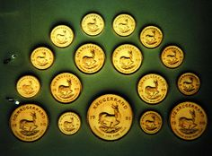 Krugerrand Gold Coins I Actually Found An Imitation Coin Meaning Not Real Dating Back To Value Village Cost Me